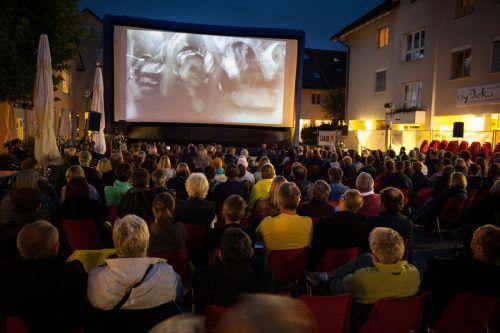 Kurzfilme unterm Sternenhimmel vom 6. bis zum 10. August am Ramschwagplatz in Nenzing. Alpinale