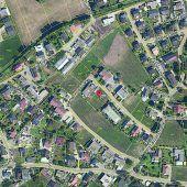 Grundstück in Altach für 666.000 Euro verkauft