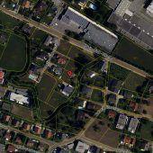 Grundstück in Lustenau für 453.000 Euro verkauft