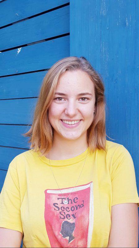 Leonie Kalb verlässt ihre Heimat, um bei einem Sozialprojekt mitzuarbeiten.