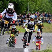 Fünf Heimsiegefür Bludenzer BMX-Team