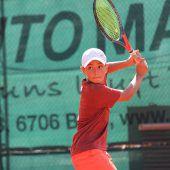 Die heiße Phase bei Junior Open läuft