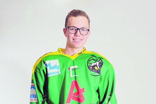 Luca Erne setzt auf die Karte Eishockey, rückt in eine Akademie in Kanada ein. ehc