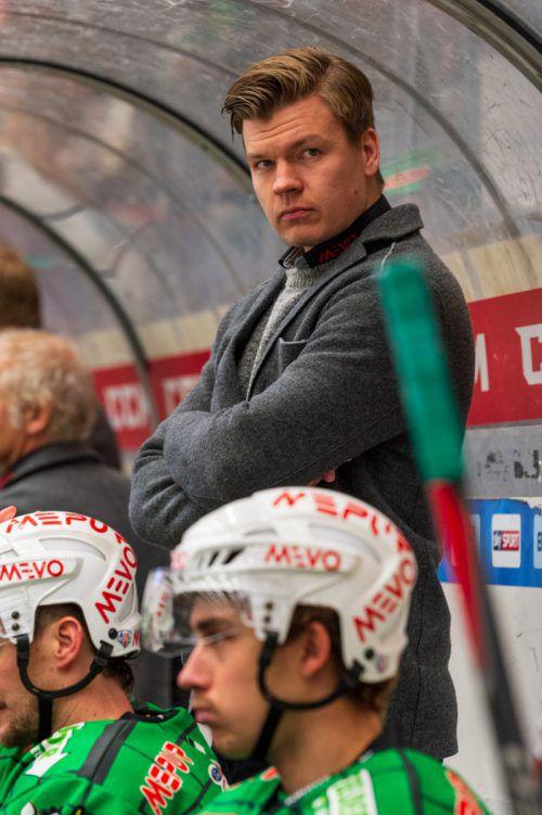Markus Juurikkala ist heute als Coach und Musiker gefordert. VN/Stiplovsek