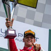 Mick Schumacher siegt in der Formel 2