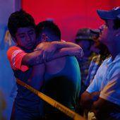 Brandanschlag auf Bar in Mexiko
