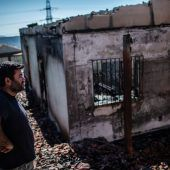 Waldbrand: Zwei Dörfer evakuiert
