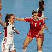 Jugend-Nationalteam mit Fuchs und Gander in EM-Hauptrunde