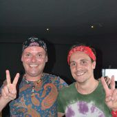 Woodstock-Revival-Party in der Bar Herr Muk in Bludenz