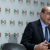 Parteien streiten um Wahl von Italiens Regierungschef