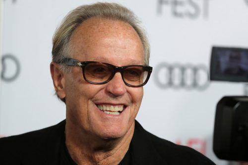 Peter Fonda ist an Lungenkrebs gestorben. Reuters
