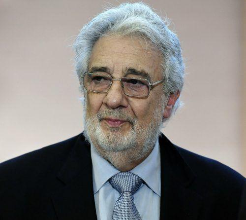 Der spanische Tenor Plácido Domingo hat die Vorwürfe zurückgewiesen. AP