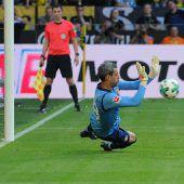 Eintracht musste imDFB-Pokal zittern