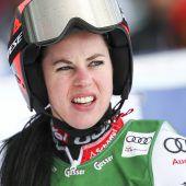 Stephanie Brunner nach Kreuzbandriss erneut lange out