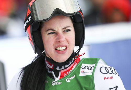 RTL-Spezialistin Stephanie Brunner riss sich zum dritten Mal das Kreuzband.gepa