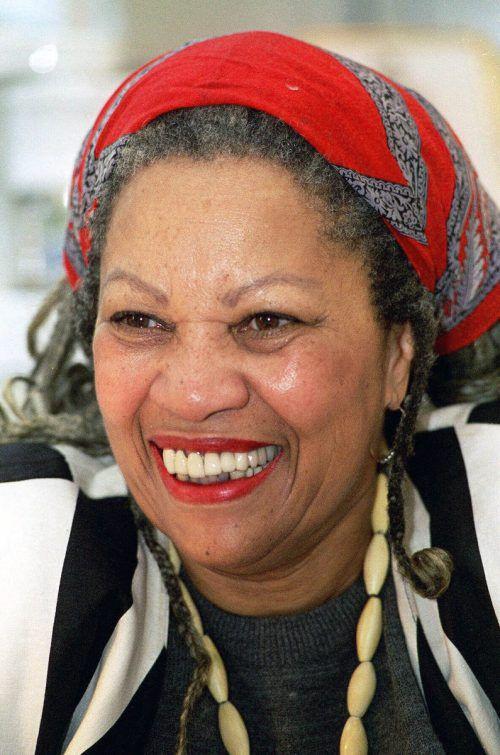 Rund 50 Jahre lang hat Toni Morrison den Rassismus in den USA angeklagt. AP