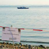 Sieben Anzeigen wegen Fäkalien im Bodensee