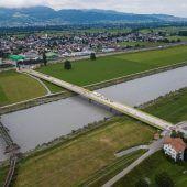 Mäderer Rheinbrücke bekommt hochfeste Decke