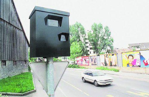 Seit gut 20 Jahren überwachen elektronische Augen drei besonders frequentierte Kreuzungen. ha