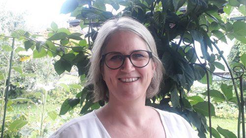 Simone Grabner-Vogel unterrichtet seit zehn Jahren am Sonderpädagogischen Zentrum Lustenau und übernimmt bald dessen Leitung.vv