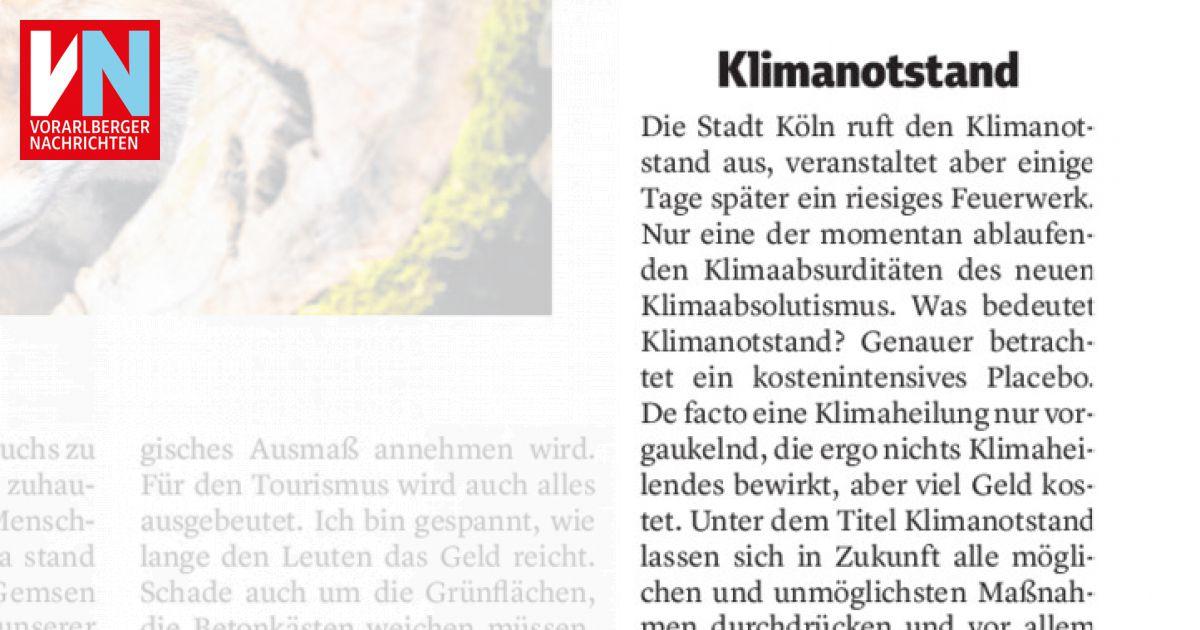 Köln Klimanotstand