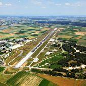 Flughafen außer Betrieb