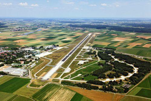 Ab Memmingen können Fluggäste zu 48 Destinationen reisen. airport