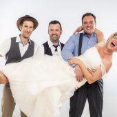 Eine Hochzeit ohne Tanz geht gar nicht