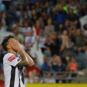 Blamables Ausscheiden von Sturm Graz