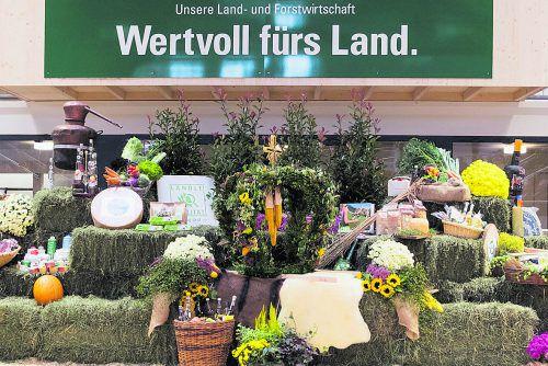 """""""Tag der Landwirtschaft"""" am 1.9. von 10 bis 16 Uhr im Dornbirner Schoren-Areal."""
