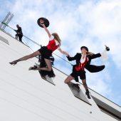 Beim Vaduz Classic Festival sind die Bühnen heuer auch vertikal