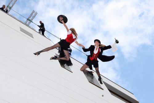 Tamara Kaufmann bietet beim Festival in Vaduz besondere Höhenflüge. Vaduz Classic/Korner