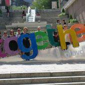 Vorarlberg auf Besuch in der Kulturhauptstadt