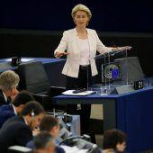 Von der Leyen wählt EU-Kommissare aus