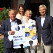 EU gibt Risikokapital und beteiligt sich an Firmen