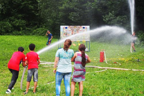 Viele Jugendliche nutzten bereits das tolle Sommerprogramm.