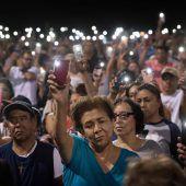 Massaker fachen Trump-Kritik an