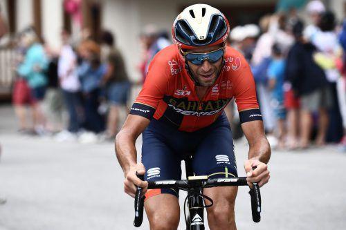 Vincenzo Nibali hat beim Team Trek ein neues Zuhause gefunden.apa