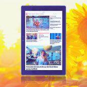 Zur VN-Digital gibt es als Messebonus gratis ein Tablet