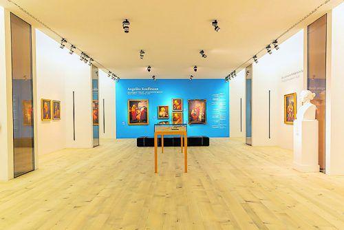 Vorarlberger Privatsammler zeigen Werke der berühmten Künstlerin. marion hirschbühl