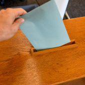 Neun Listen bei Nationalratswahl