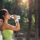 Laufsport erfordert richtiges Trinken