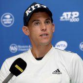 Rückschlag für Thiem vor den US Open