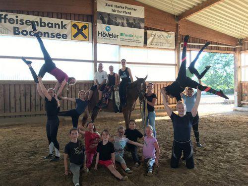 Willkommen im Verein ist jeder, der Spaß am Sport und Freude am Umgang mit Pferden hat. sea