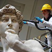 In Italiens Museen wird das Rad zurückgedreht
