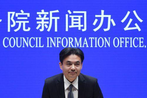 Yang Guang droht mit drastischen Strafen für Demonstranten.afp