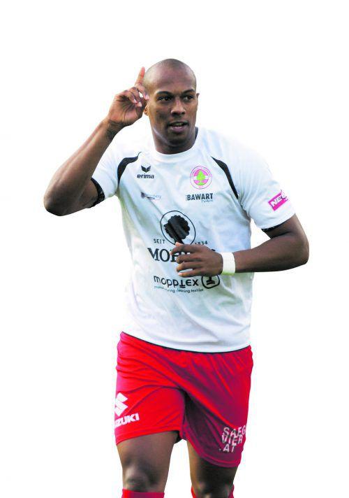 Ygor Carvalho verabschiedet sich.KH