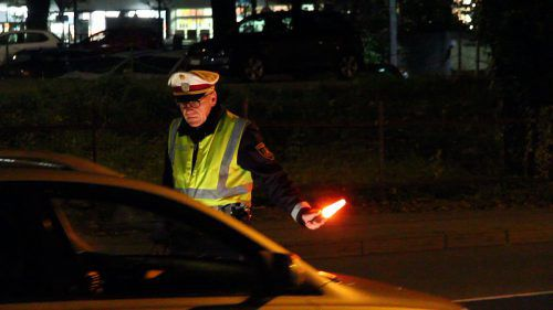 Der Gesuchte ging der Polizei bei einer Fahrzeugkontrolle ins Netz. vol.at/Rauch