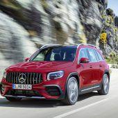Mercedes schwimmt auf SUV-Welle
