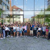 Gaststudierende aus 15 Ländern an der FH